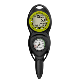 SUUNTO CB - TWO IN LINE 300 / ZOOP NOVO LIME
